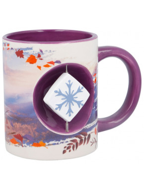 Taza con Spinner Frozen Disney