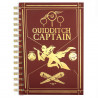 Cuaderno A5 Quidditch Harry Potter