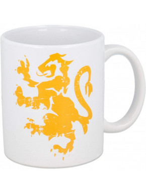 Taza Gryffindor León Harry Potter