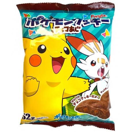 Cookies de chocolate Pokemon