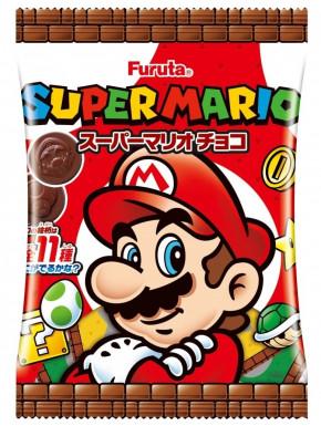 Monedas de Chocolate Super Mario Furuta