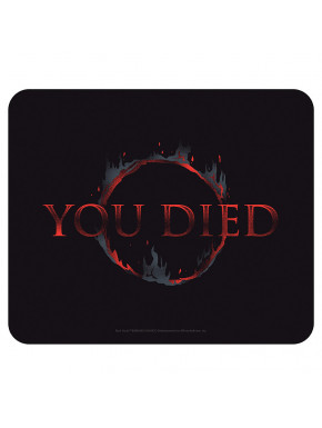 DARK SOULS - Flexible mousepad - You Died