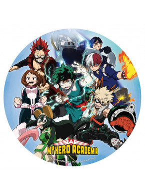 MY HERO ACADEMIA - Flexible mousepad - Group