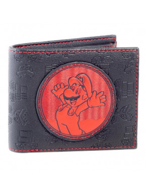 Cartera Super Mario Nintendo Icon