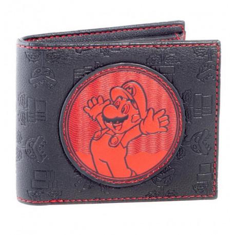Nintendo - Super Mario Bifold Wallet