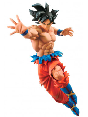 Figura Goku Special Coloring Edition In Fight Fighting Dragon Ball Super