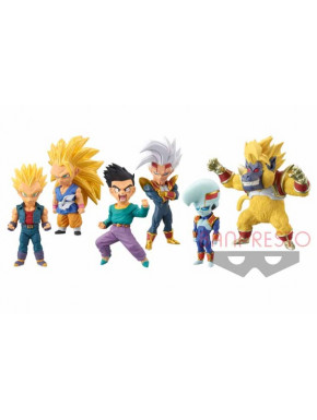 Figura Sorpresa Dragon Ball Super WFC Volumen 3 Banpresto 7 cm