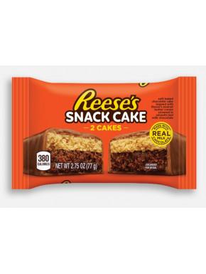 Reese's Cake Pastel de Chocolate y Cacahuete