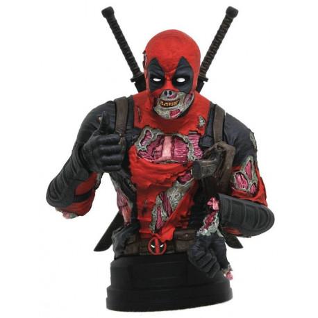 Marvel Busto 1/6 Deadpool Zombie SDCC 2020 15 cm