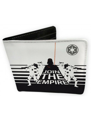 "STAR WARS - Wallet ""Join The Empire"" - Vinyl*"