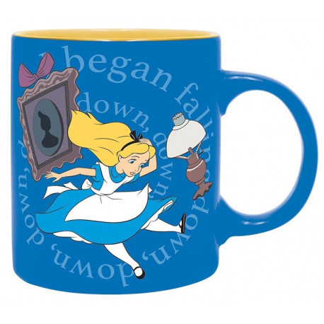 DISNEY - Mug - 320 ml - Alice in Wonderland - box x2*