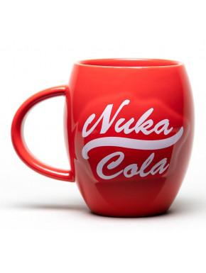Taza Nuka Cola Logo Fallout