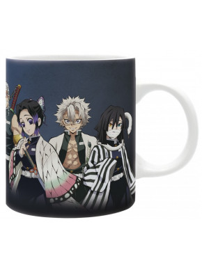 DEMON SLAYER - Mug - 320 ml - Pillars - subli - x2