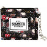 Cartera Monedero Stranger Things Pixel