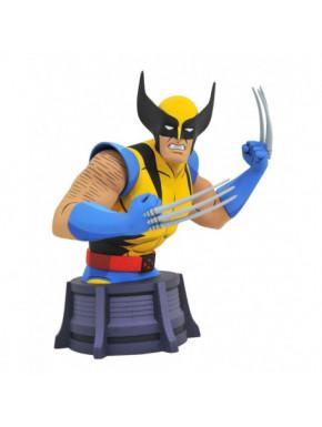 Busto Lobezno 15cm X-Men Animated Series