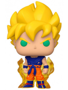 Funko POP! Goku Super Saiyan Primera aparición Dragon Ball