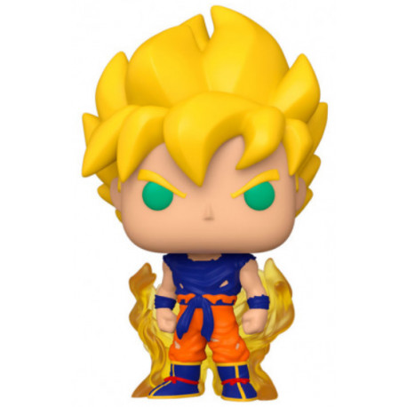 Funko POP! Goku Super Saiyan S8 Dragon Ball