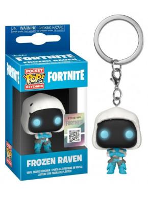 Llavero mini Funko Pop! Frozen Raven Fortnite