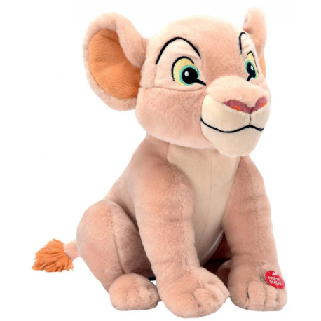 DISNEY - Musical Night Light Plush: Nala (Lion King) 20cm