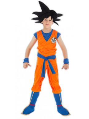 Disfraz Son Goku infantil