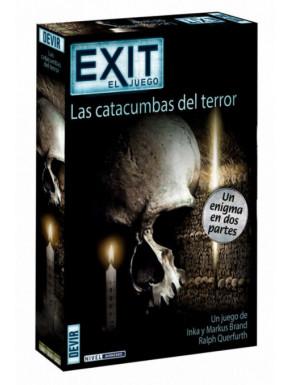 Juego Las Catacumbas del Terror