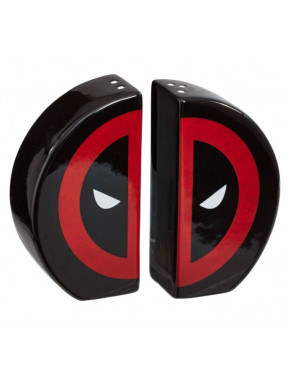 Salero y Pimentero Deadpool Iconos Marvel