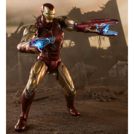 IRON MAN MK-85 (I AM IRON MAN) EDITION FIGURA 16 CM MARVEL AVENGERS ENDGAME SH FIGUARTS
