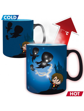 HARRY POTTER - Mug Heat Change - 460 ml - Expecto - with box  x2