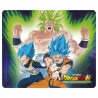 Alfombrilla Flexible Dragon Ball Super Broly VS Goku & Vegeta