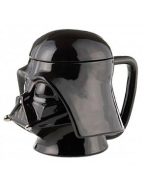 Taza Vader con tapa