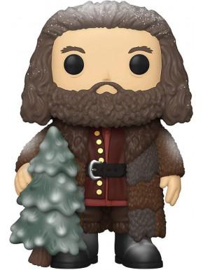 "FUNKO POP HP: Holiday- 6"" Hagrid"