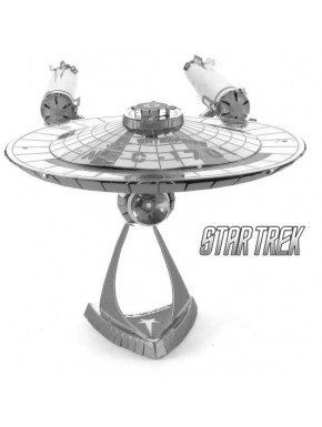 Maqueta Star Trek Enterprise 3D metal