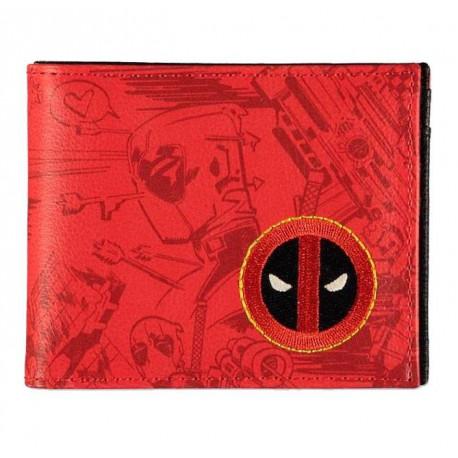 Cartera billetera Deadpool Marvel
