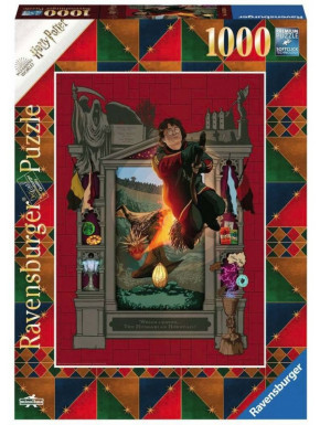 Harry Potter Puzzle Triwizard Tournament (1000 piezas)