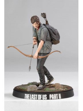 The Last of Us Part II Estatua PVC Ellie with Bow 20 cm