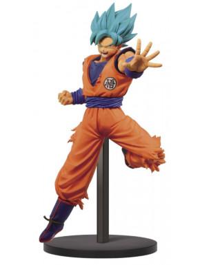 Figura Goku Super Saiyan God Dragon Ball Super Banpresto 16 cm