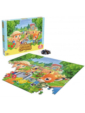 Animal Crossing New Horizons Puzzle Characters (1000 piezas)