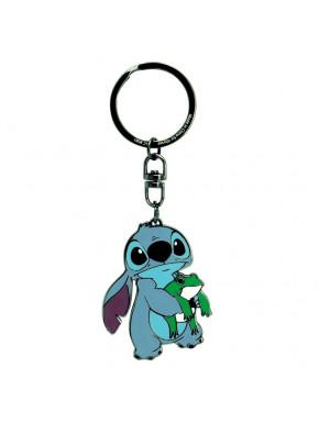 """DISNEY - Keychain """"Lilo & Stitch/ Stitch"""" X4"""