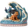 Figura Lilo & Stitch Disney Jim Shore 15 cm