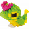 Nanoblock Caterpie Pokemon