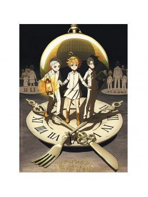 THE PROMISED NEVERLAND - Poster Group (52x38)