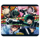 MY HERO ACADEMIA - Flexible mousepad - Comics