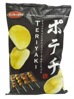 Patatas fritas Koikeya Teriyaki Nori 100 gr