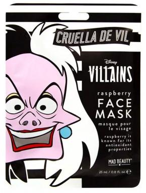 Mascarilla facial Cruela Disney