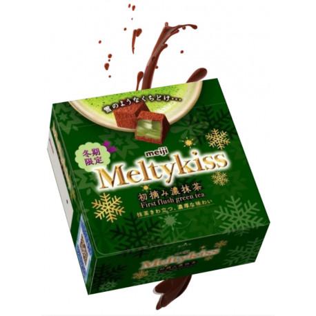 Bombones choco-matcha Meltykiss