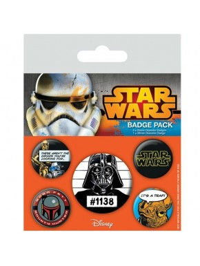 Chapas Star Wars Cult Darth Vader