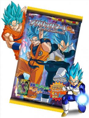 Chicles Dragon Ball Super Coris 3,5gr