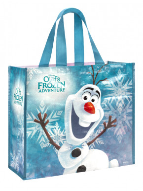 Bolsa Reutilizable Olaf Frozen Adventure