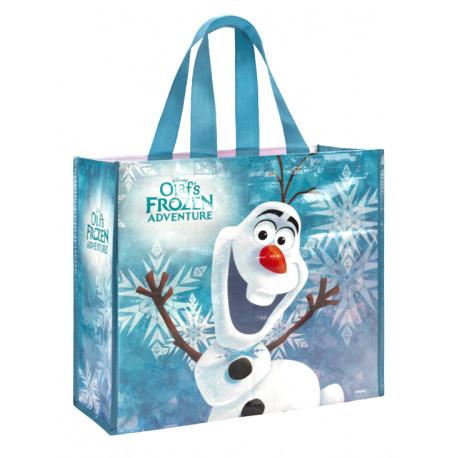 Bolsa Reutilizable Olaf Frozen Adventure