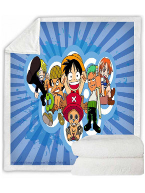 Manta One Piece personajes